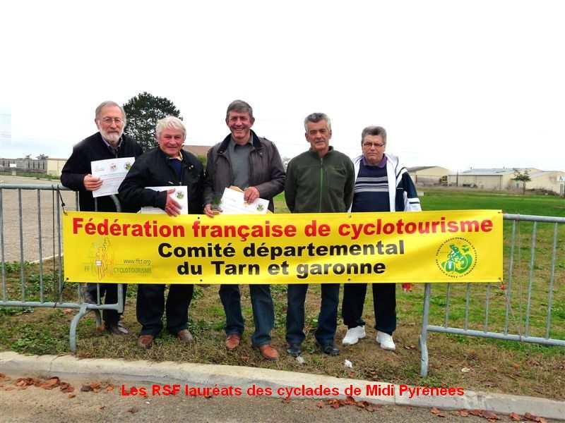 AG de la ligue Pyrénées 27 novembre 2011